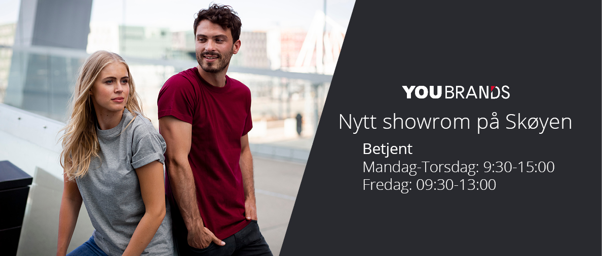 Showrom åpningstider