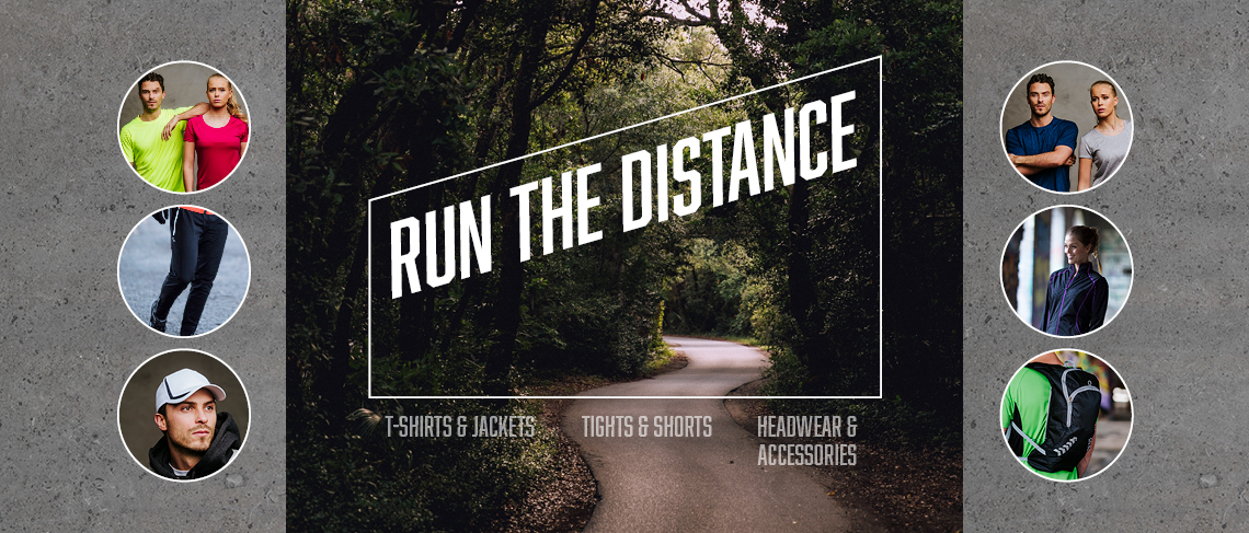 Run the distance