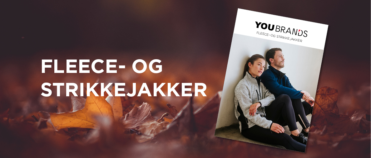 Fleece og strikkejakker