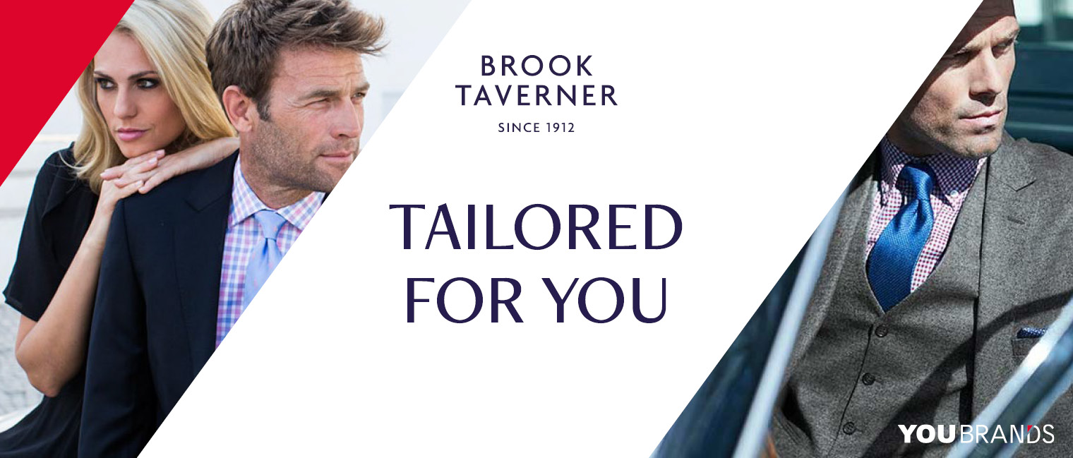 Brook T-Tailored for you